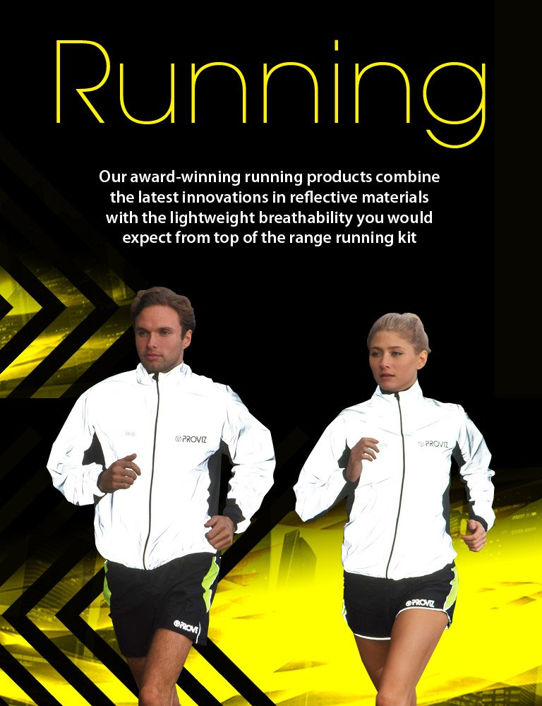Running Clothing & Accessories