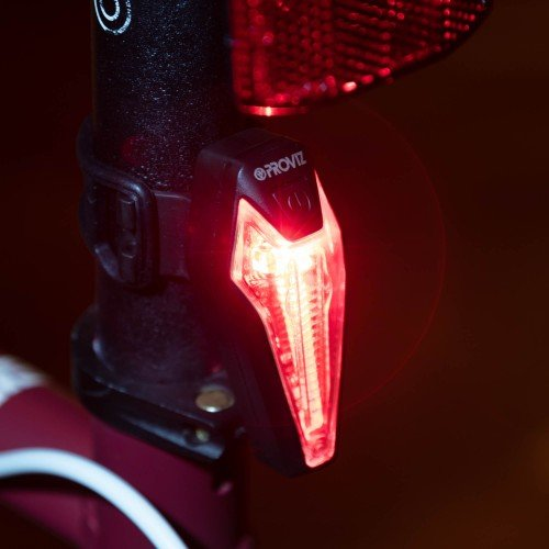 NEW: LED360 Vega Rear Bike Light