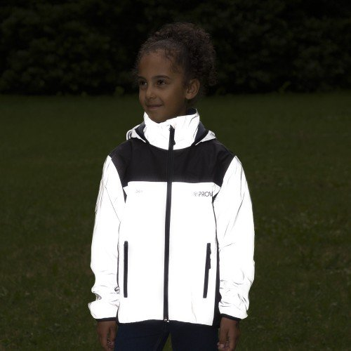 NEW: REFLECT360 Kid's Fleece-Lined Waterproof Jacket
