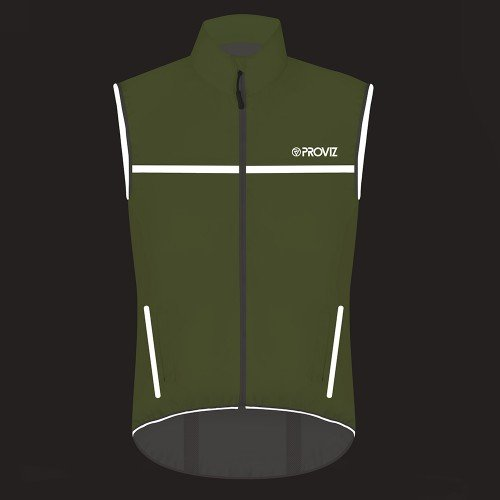 New: Classic Men's Cycling Gilet