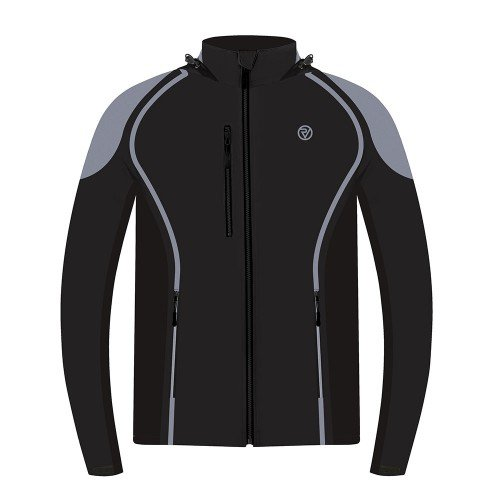 NEW: Classic Storm Men's Hooded Cycling Jacket