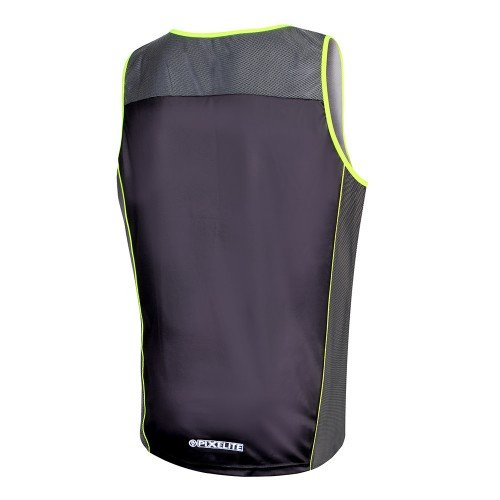 PixElite Performance Men's Running Singlet