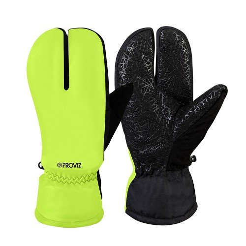 NEW: Classic Lobster Waterproof Gloves - Yellow