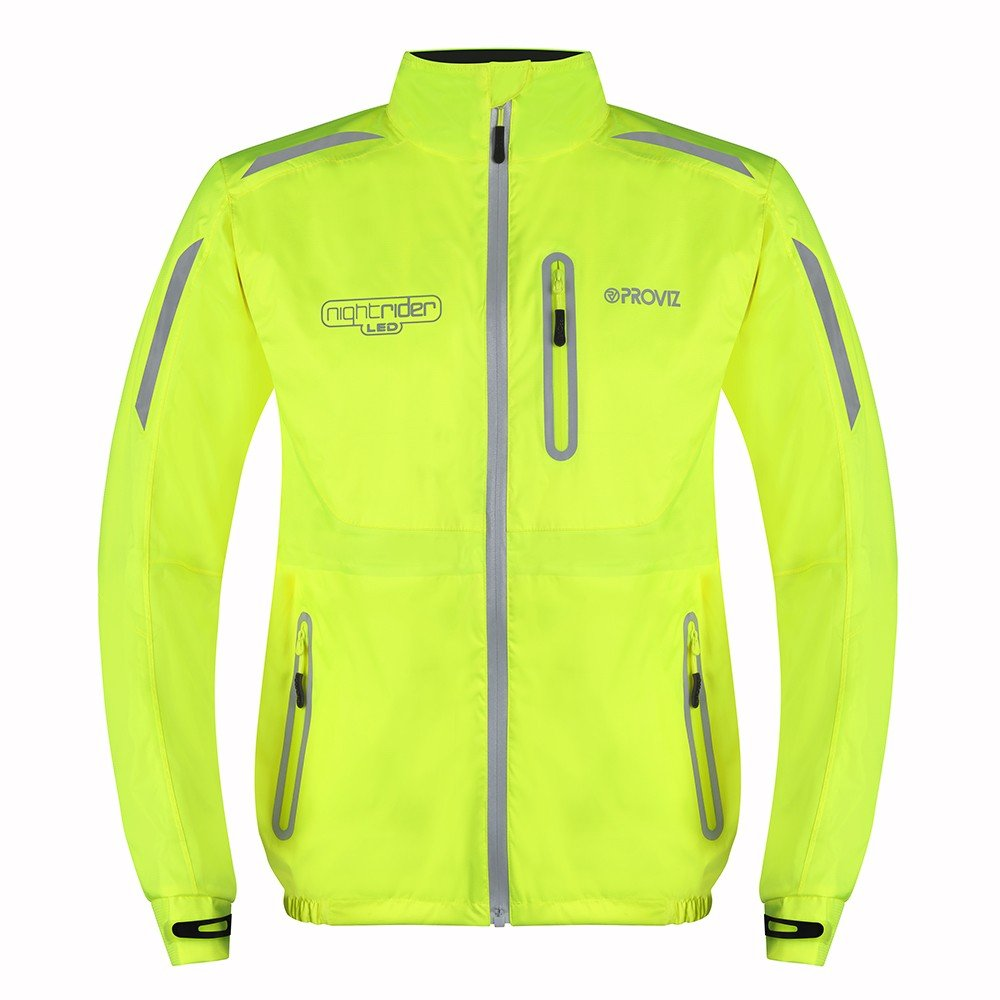 1aceed1d2 ... NEW  Nightrider LED Men s Cycling Jacket ...