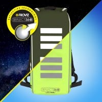 NEW: REFLECT360 Dry Bag Backpack - Yellow - 28L