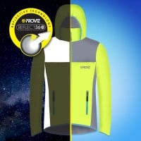 NEW: Nightrider Kid's Fleece-Lined Waterproof Jacket