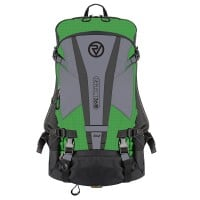 NEW: REFLECT360 Explorer Backpack - Green/Reflective - 30 Litres