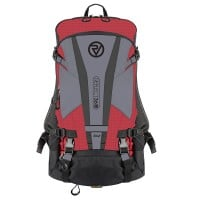 NEW: REFLECT360 Explorer Backpack - Red/Reflective - 30 Litres