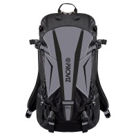 NEW: REFLECT360 Touring Backpack - Black/Reflective - 20 Litres