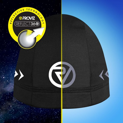 NEW: REFLECT360 Beanie - Black