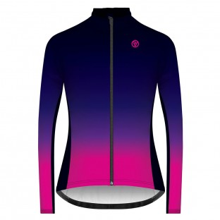 Classic Women's Alpine Long Sleeve Jersey - Purple