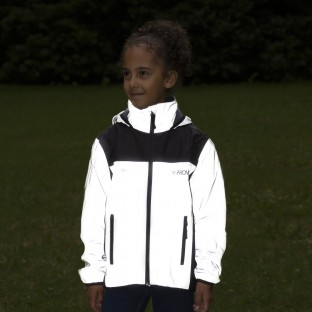 NEW: REFLECT360 Kids' Fleece-Lined Waterproof Jacket