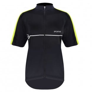 Sportive Women's Short Sleeve Cycling Jersey