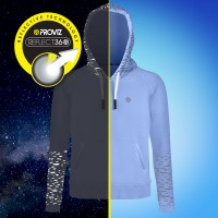 NEW: REFLECT360 Women's Hoodie - Blue
