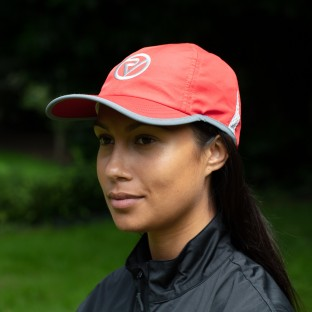 NEW: Classic Running Cap - Red