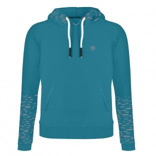 REFLECT360 Women's Hoodie - Ocean Teal