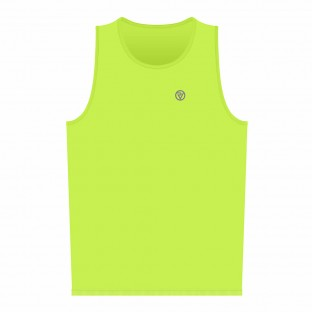 NEW: Classic Men's Running Singlet - Yellow