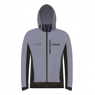 NEW: REFLECT360 Men's Outdoor Fleece-Lined Jacket