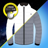 NEW: REFLECT360 Men's Quilted Down Jacket