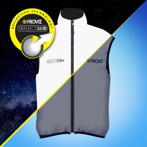 REFLECT360 Plus Radsport-Gilet für Frauen