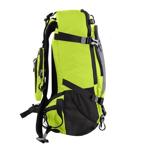 NEU: REFLECT360 Touring-Backpack – Gelb/Reflektierend – 20 Liter