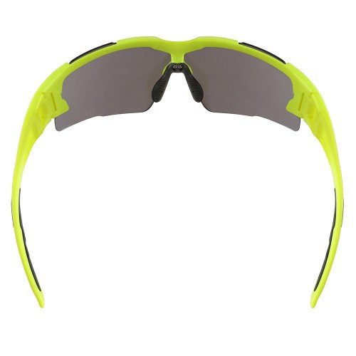 NEW: Classic Tour - Smoke Lens -  Sunglasses - Yellow
