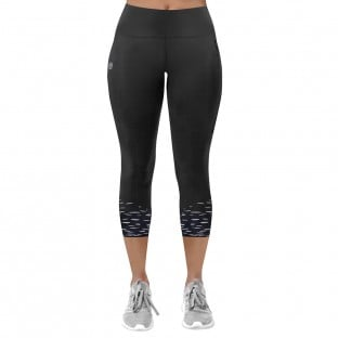 NEU: REFLECT360 Damen Laufsport / Joga-Leggings – Drei-Viertel-Länge