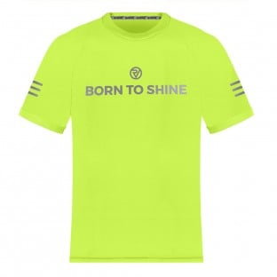 NEU: Born to Shine – Herren Kurzärmliges Oberteil