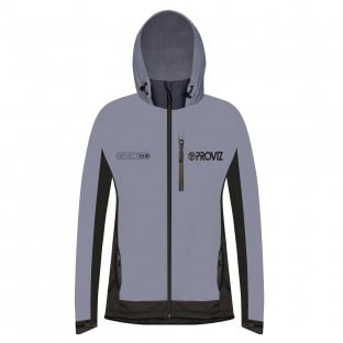 REFLECT360 Outdoor Jacke mit Fleecefutter