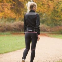 Pixelite Performance Lauf-Tights für Frauen