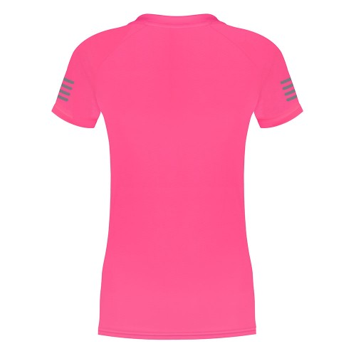 NEW: Born to Shine - Women's Short Sleeve Top - Pink
