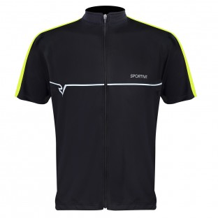NEW: Sportive Men's Short Sleeve Cycling Jersey