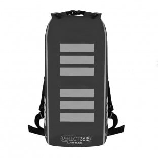 NEW: REFLECT360 Dry Bag Backpack - Black - 28L