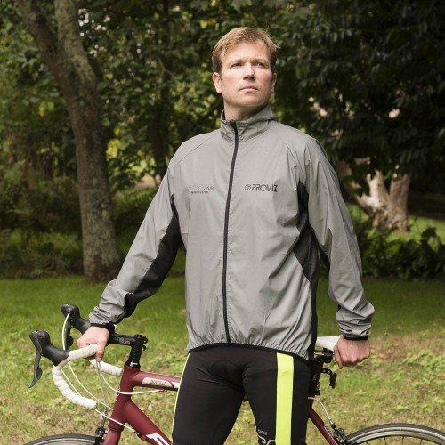 NEW: REFLECT360 Men's Performance Cycling Jacket