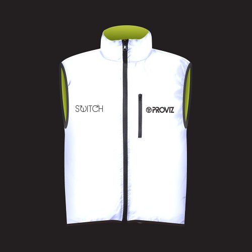 Proviz Switch Gilet - Mens - Yellow/Reflective