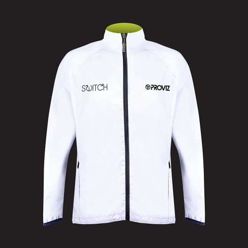 Proviz Switch Cycling Jacket - Mens - Yellow/Reflective