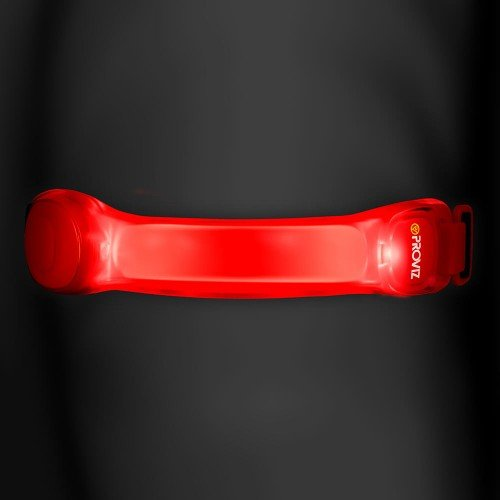 Classic Red LED Armband - Red