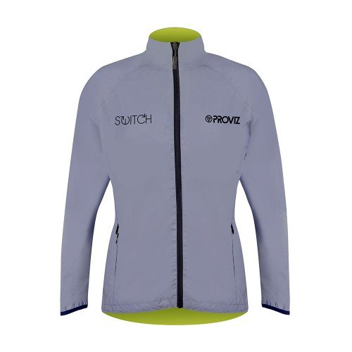 Switch Women's Cycling Jacket - Yellow / Reflective