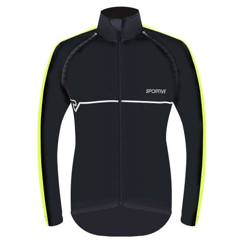 Sportive Women's Convertible Softshell Cycling Jacket / Gilet