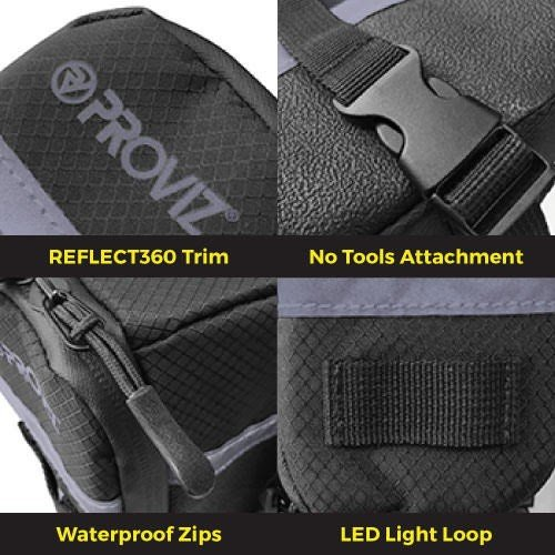 NEW: REFLECT360 Saddle Bag