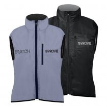 Proviz Switch Gilet - Womens - Black/Reflective