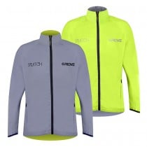 Proviz Switch Cycling Jacket - Mens - Yellow / Reflective