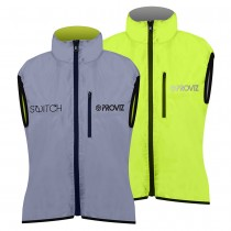 Proviz Switch Gilet - Womens - Yellow/Reflective