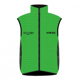 NEW: REFLECT360 CRS Plus Men's Cycling Gilet