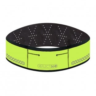REFLECT360 Running Belt - Yellow