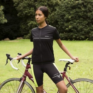NEW: Sportive Women's Short Sleeve Cycling Jersey