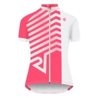 NEW: Classic Women's Short Sleeve Tour Cycling Jersey - Pink