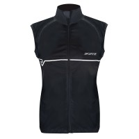 NEW: Sportive Convertible Women's Cycling Jacket / Gilet
