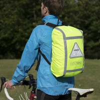 Nightrider Waterproof Backpack Cover