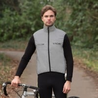 REFLECT360 Men's Cycling Gilet
